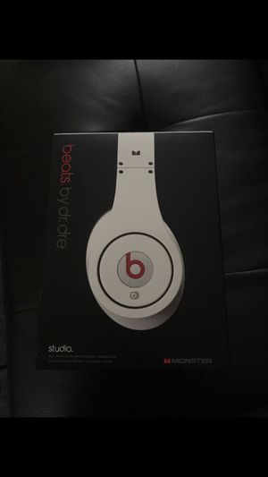 NEW Studio beats by Dr. Dre for Sale in Houston, TX