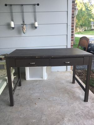 Wood desk for Sale in St. Louis, MO