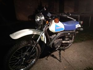 Kawasaki 100KE dirt bike for Sale in Cleveland, OH
