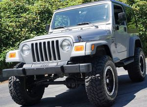 2001 jeep wrangler 4wd for Sale in New Orleans, LA