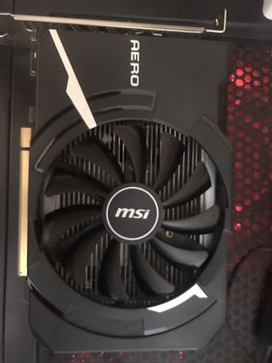 MSI RX560 for Sale in Florence, SC
