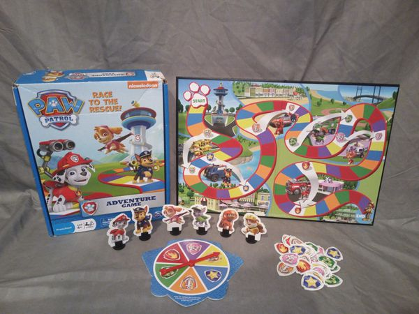 Pawpatrol board game