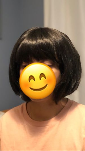 Bob Wig, synthetic $15 for Sale in La Habra Heights, CA