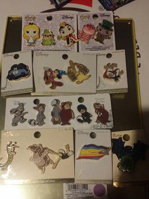 Disney pin lot brand new for Sale in Arlington, TX
