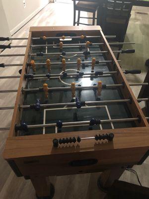 Foos ball/ air hockey table for Sale in Camden, NJ