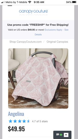 Car seat Canopy for Sale in Farmers Branch, TX