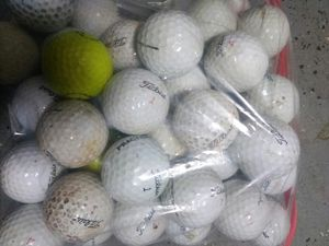 50 titleist golf balls for Sale in Savannah, GA