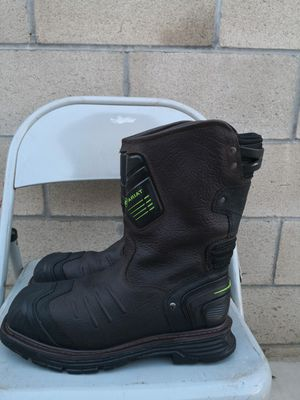 Ariat catalyst composite toe work boots size 8.5 for Sale in Riverside, CA