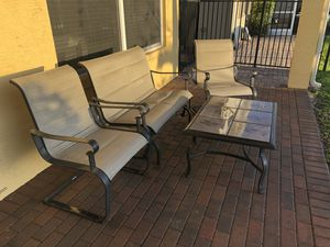 Outdoor Furniture For Sale In Florida Offerup