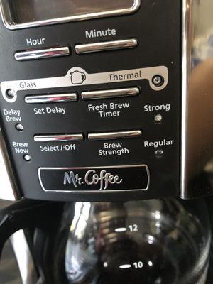 Coffee maker - 12 cups for Sale in Marietta, GA
