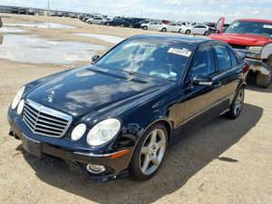 09 E-CLASS 3.5V6 AT PARTS for Sale in Fort Worth, TX