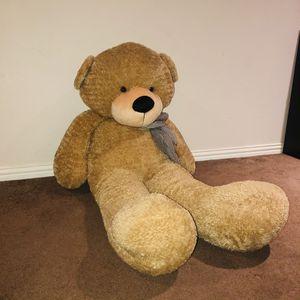 GIANT TEDDY BEAR! 🐻 for Sale in Rowlett, TX