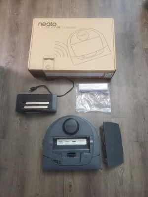 Neato D3 Robot Vacuum for Sale in Greenville, NC