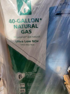 Water Heater/Boiler 40 Gallon Nature Gas for Sale in Garden Grove, CA