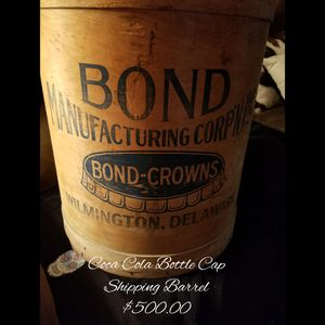 Antique Shipping Barrel for Sale in Paragould, AR