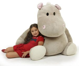 Giant stuffed hippopotamus for Sale in Nashville, TN
