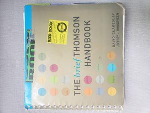 The Brief Thomson Handbook for Sale in Richland, WA