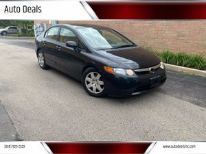 2006 Honda Civic Sdn for Sale in Roselle, IL