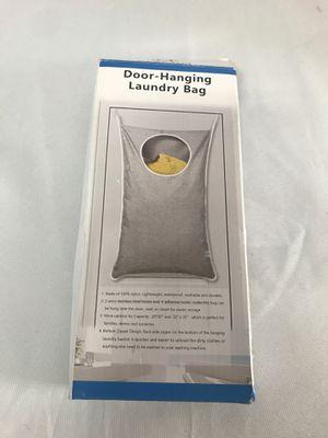 Keepjoy Door-Hanging Laundry Bag, Closet Hanging Hamper for Sale in Corona, CA