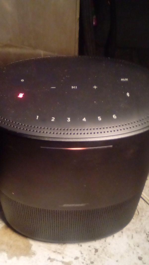 Bose home speaker 450