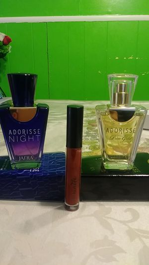 Perfumes adorisse de llafra for Sale in Durham, NC