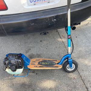 Gas Scooter Runs Good for Sale in Hayward, CA