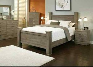 4pcs bed set 4I for Sale in Ontario, CA