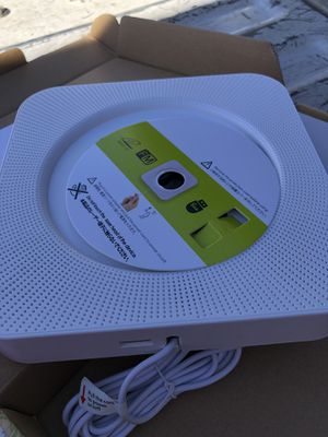 Wall mountable CD player for Sale in Las Vegas, NV