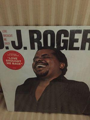 D.J. Rogers Album for Sale in Alexandria, VA
