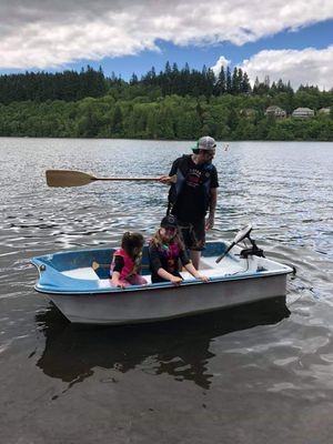 8 foot Livingston boat for Sale in Vancouver, WA