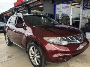 2011 Nissan Murano for Sale in Hialeah, FL