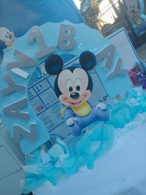 Baby mickey party for Sale in Lynwood, CA