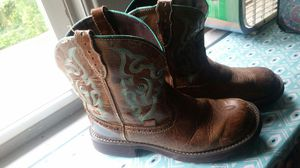 Justin Gypsy Boots for Sale in Mason City, IA