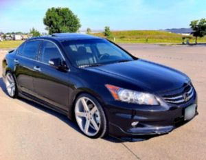 ONLY2OO8 ACCORD BLACK ON BLACK for Sale in Washington, DC