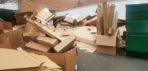 Free cardboard for Sale in Concord, NC