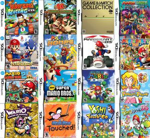Nintendo ds games on ds , dsi , 2ds , 3ds , new 3ds xl for Sale in Los Angeles, CA