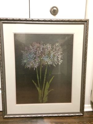 Painting with silver border for Sale in Henrico, VA