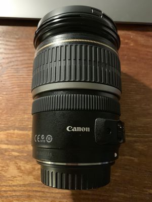 Canon EF-S 17-55mm f/2.8 IS USM Lens for Sale in Las Vegas, NV