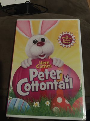 Peter Cottontail DVD Brand New for Sale in Norwalk, CA