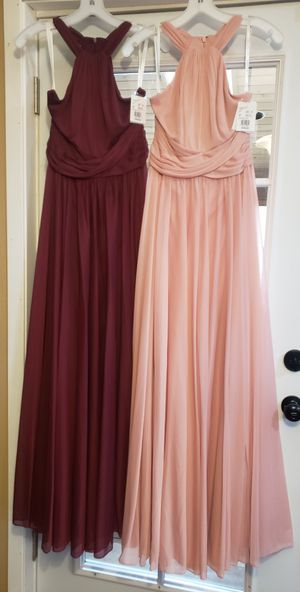 Formal dresses for sale for Sale in Puyallup, WA