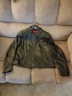 Harley Davidson leather jacket sz. L for Sale in Vancouver, WA