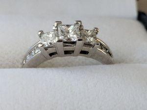 Diamond Ring White Gold for Sale in Fairfax, VA
