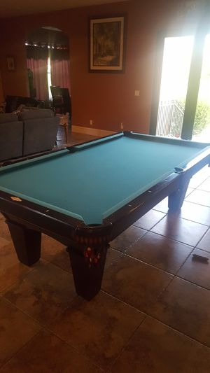 Brunswick Pool Table for Sale in Fort Myers, FL