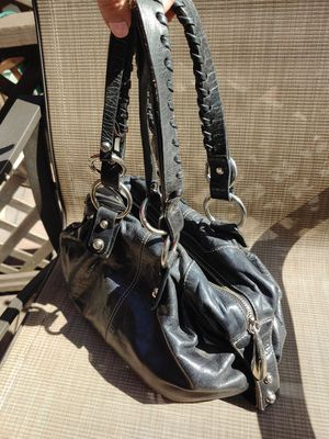 Francesca Biasia Purse all leather for Sale in Snoqualmie, WA