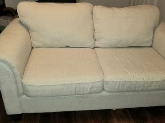 Couch with plush cushions! for Sale in Houston,  TX