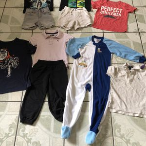 3/4 Toddler Boys Clothes for Sale in Riverside, CA