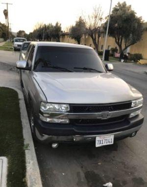 2001 Chevrolet Silverado 1500 for Sale in Santa Ana, CA