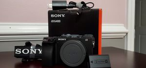 Sony a6400 Mirrorless camera BODY ONLY for Sale in Miami, FL