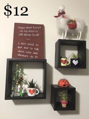 Three wall-shelves for Sale in Philadelphia, PA