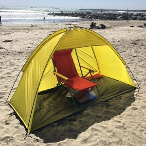 Beach tent - NOT INCLUDED CHAIR for Sale in Riverside, CA